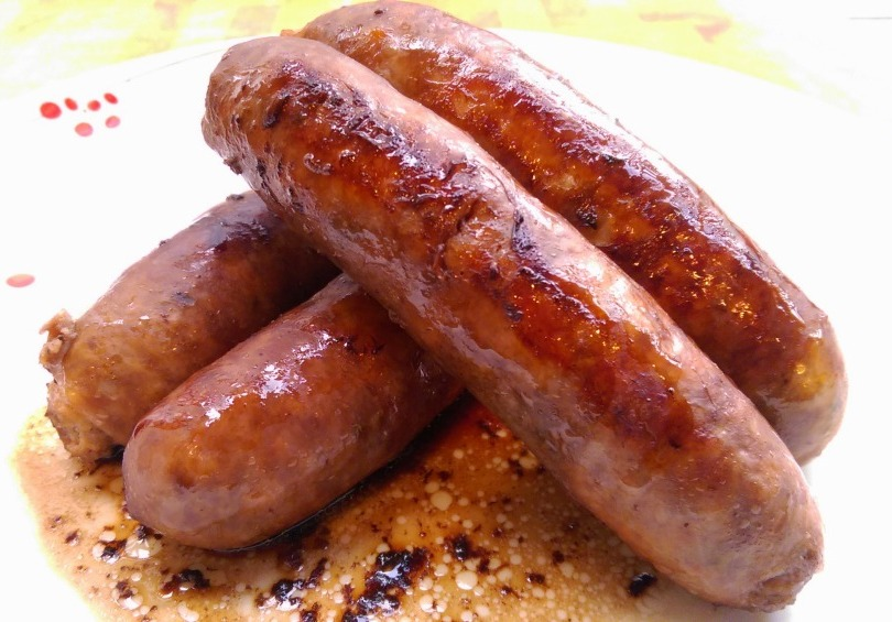 fried italian sausage recipe