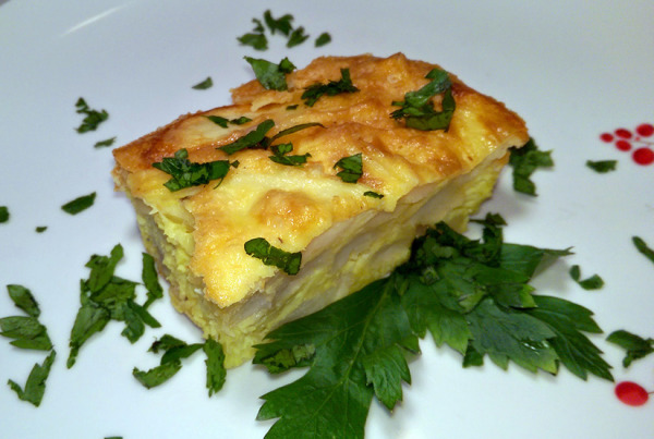 potato frittata recipe