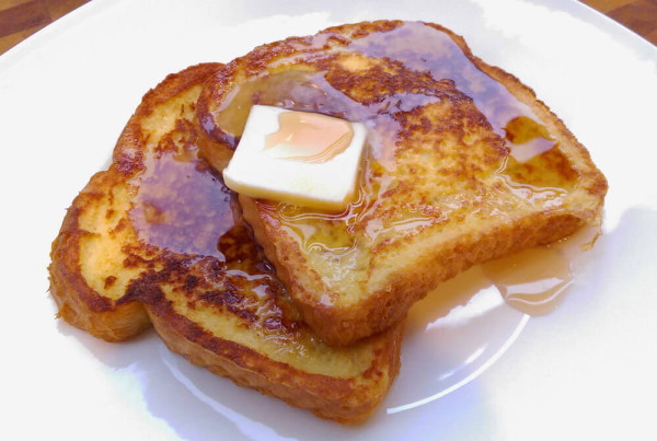 nick's famous french toast